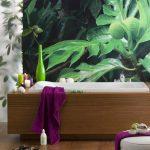 Fototapeta dekoracją łazienki