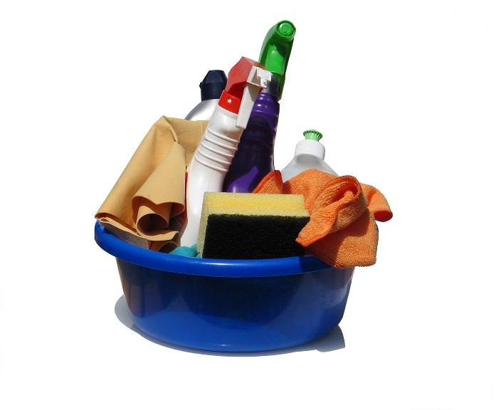 Do gruntownego sprzątania trzeba się dobrze przygotować