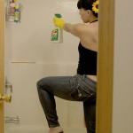 Jak zadbać o czystość natrysku?