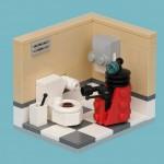 W co wyposażyć biurowe pomieszczenia sanitarne?