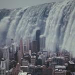 Jak wyglądałby świat gdyby potop wydarzył się dziś?