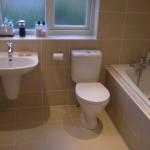 Łazienka dla dwójki niezależnych ludzi