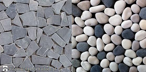 mozaika łazienkowa - przykłady