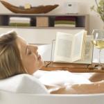 5 prostych trików dzięki którym będziesz wygodnie czytał w łazience